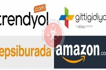 Online winkelwinkels in Turkije