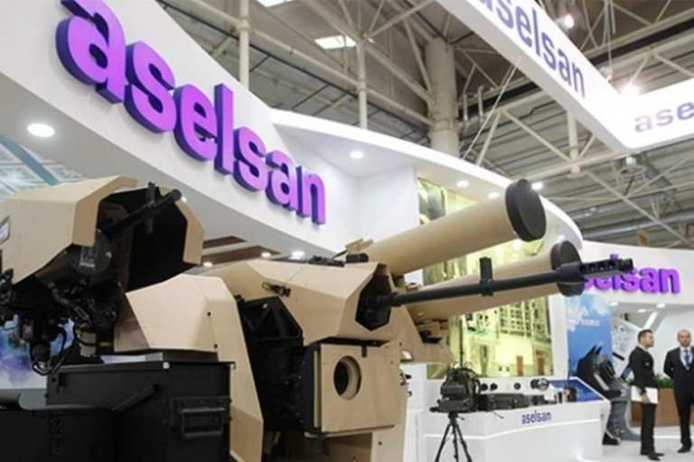 ASELSAN … um gigante da indústria de armas turca