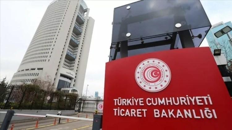 Handelsministerium Türkei