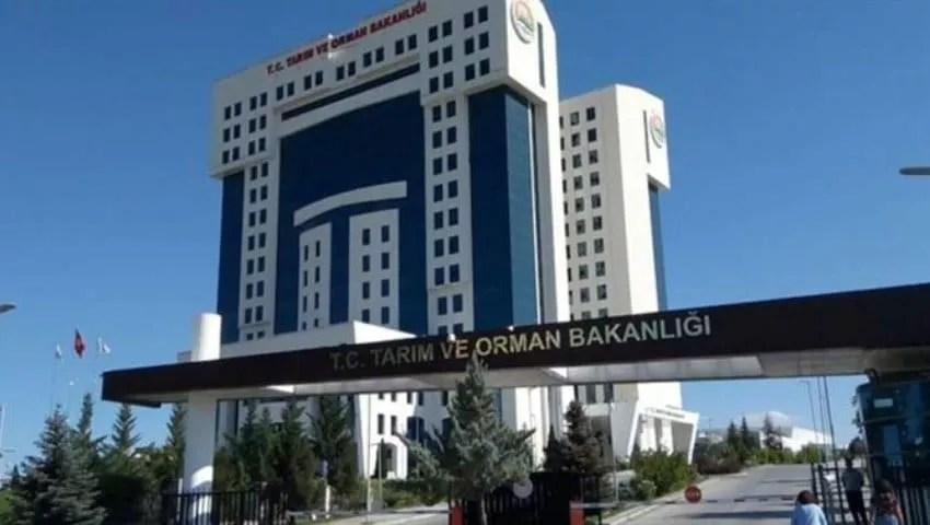 وزارة الزراعة في تركيا
