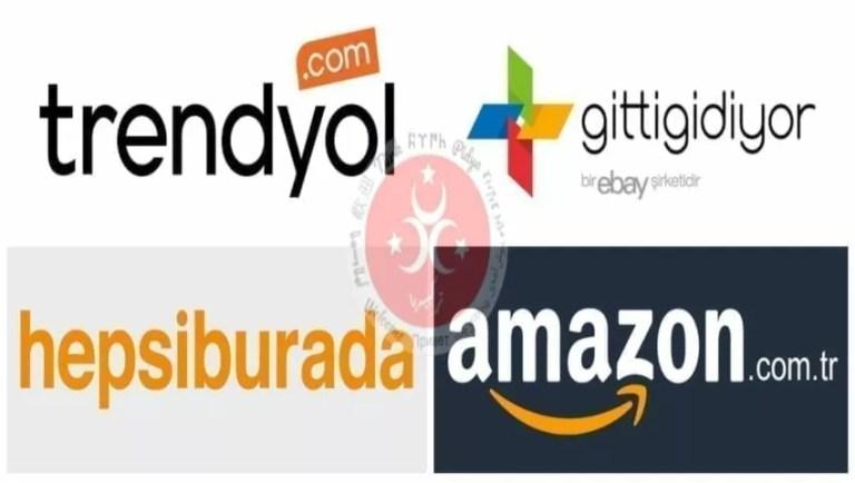 Negozio online Turchia