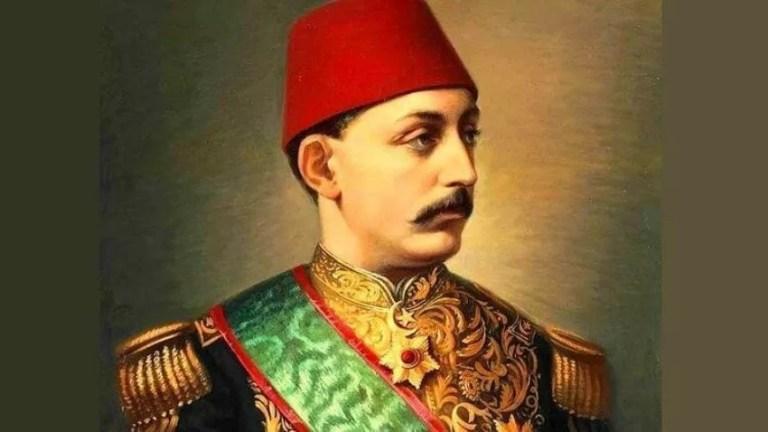 Sultanul Murad al V-lea