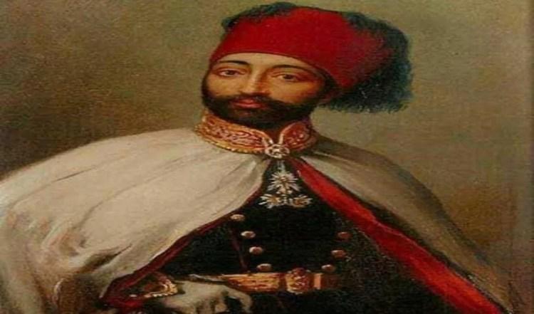 Sultan Mahmud II l'Ottoman