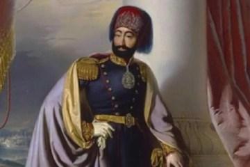 السلطان محمود الثاني