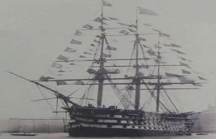 Navire ottoman Mahmudiyah