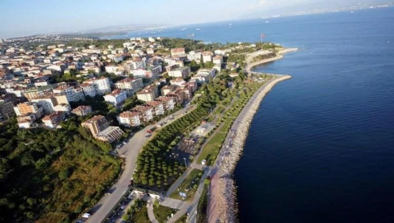 Gebze stad het hart van de Turkse industrie en verborgen toeristische plaatsen