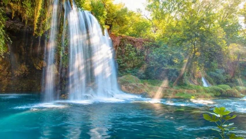 waterfalls in Antalya 1