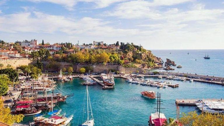 Antalya: Een volledige stadsgids