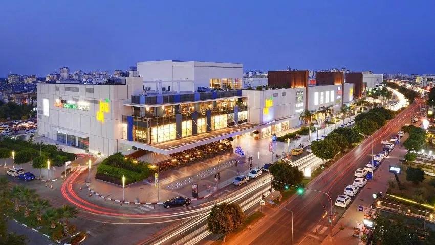 Terra City mall Antalya 1