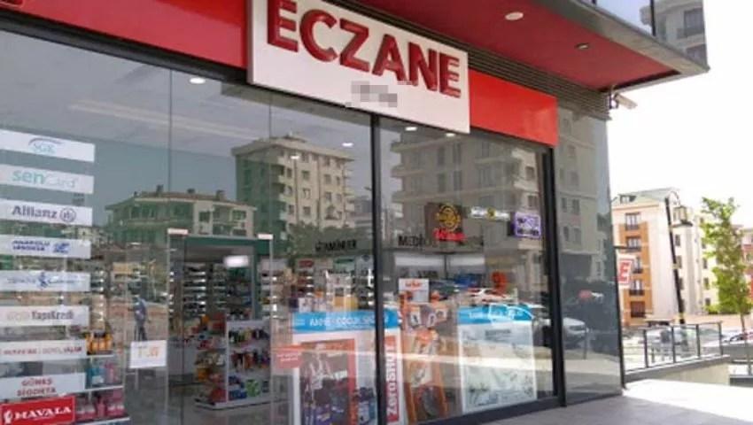 Pharmacie en Turquie