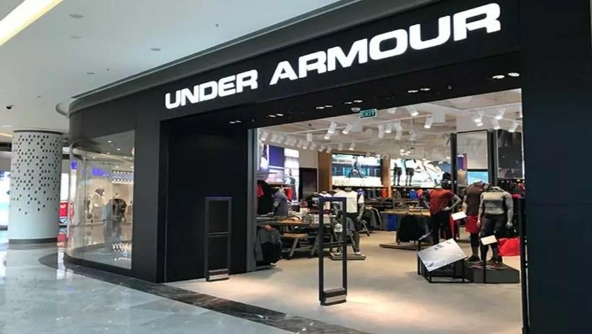 Under Armour Turquie