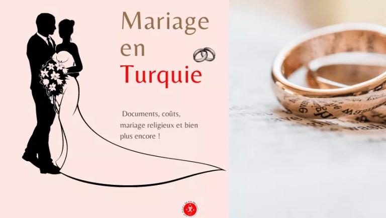 Mariage en Turquie 2021 : Un guide complet pour le meilleur mariage possible