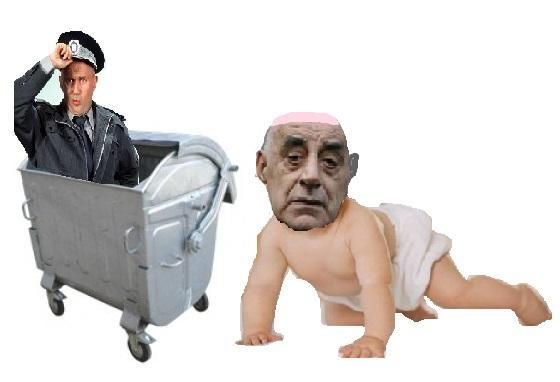 Senzațional ! Un bebeluș a găsit un polițist într-un tomberon. După 25 de ani s-a hotărât să spună totul