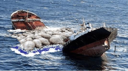 Ciobanii din Togo și distrugătorul rusesc