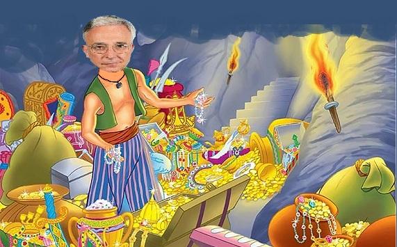 Legenda bancherului Manole