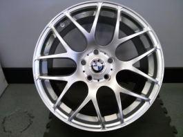 BMW 18 inch silver
