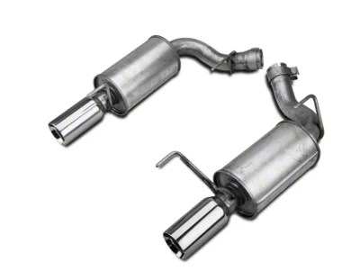 ford performance fr500s axle back exhaust 05 09 gt gt500