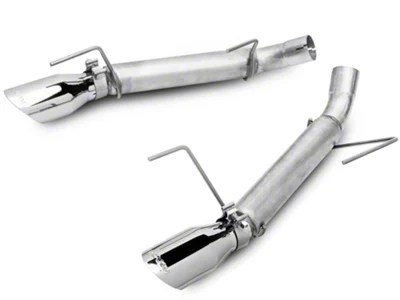 roush extreme axle back exhaust 05 10 gt gt500