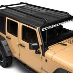 Rugged Ridge Jeep Wrangler Sherpa Roof Rack 11703 02 07 18 Jeep Wrangler Jk 4 Door
