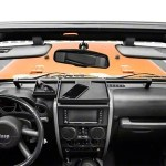 Rugged Ridge Jeep Wrangler 4 Piece Interior Storage Kit 12496 16 07 10 Jeep Wrangler Jk