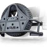 Dv8 Offroad Jeep Wrangler Tire Carrier Tcsttb 01 07 18 Jeep Wrangler Jk