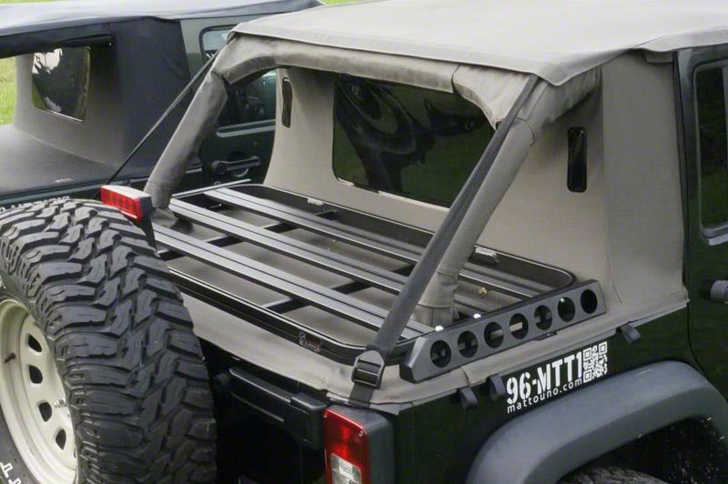 suntop jeep wrangler cargo rack jkcr