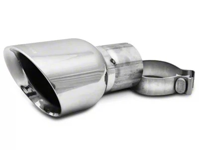 corsa 4 50 inch pro series exhaust tip polished 09 18 ram 1500