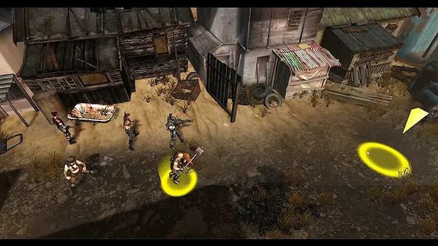 Graywalker Gameplay 1