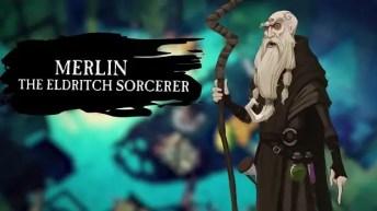 Sword Legacy: Omen Merlin