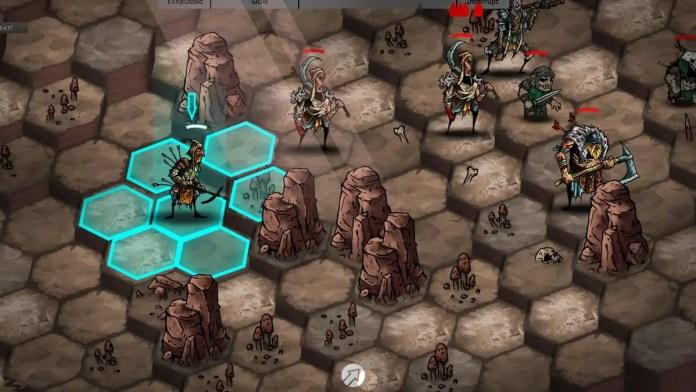 Urtuk: The Desolation Gameplay