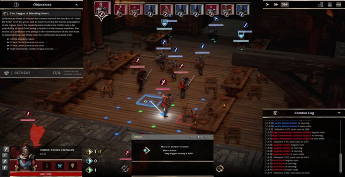 Forged of Blood review gameplay