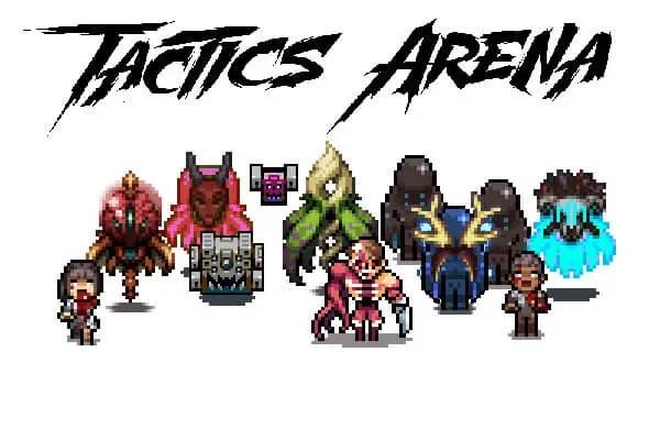 Tactics Arena Pc Turn-based Rpg