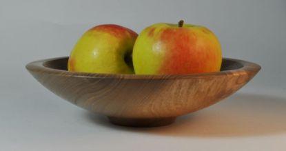 wood bowl made of catalpa