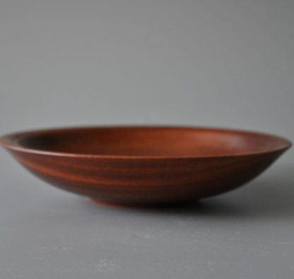 reclaimed mahogany bowl