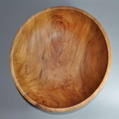 apple wood bowl