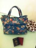 Trusty travel bag