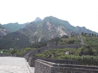 The Jiumenkou Great Wall