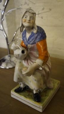 Continental Porcelain Figure