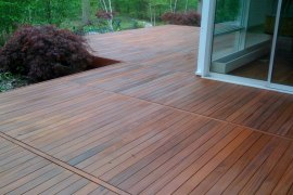 Deck Maintenance