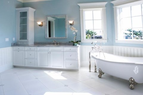 Choosing the Right Paint Finish for a Durable Bathroom Makeover