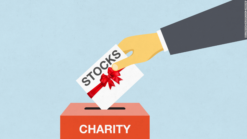 Stock contributions