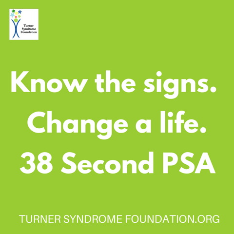 turner syndrome psa