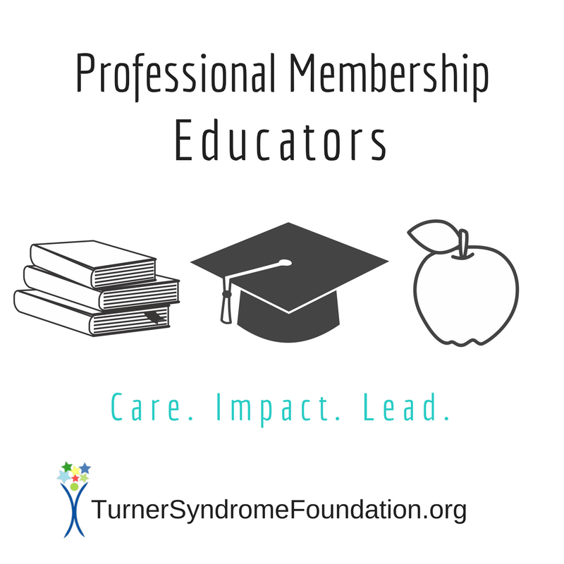 turner syndrome educator membership
