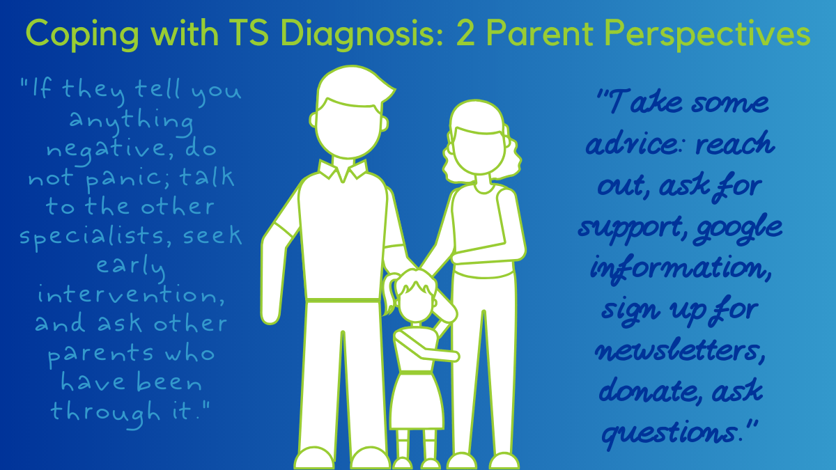 coping with Turner syndrome diagnosis parents