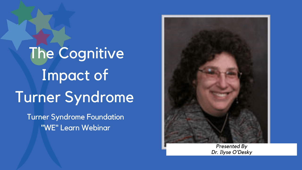 webinar- the cognitive impact of turner syndrome