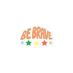 Be Brave Orange