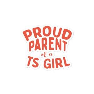Proud Parent Red