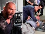 Ric Flair responde al ataque sufrido por Batista durante Monday Night Raw