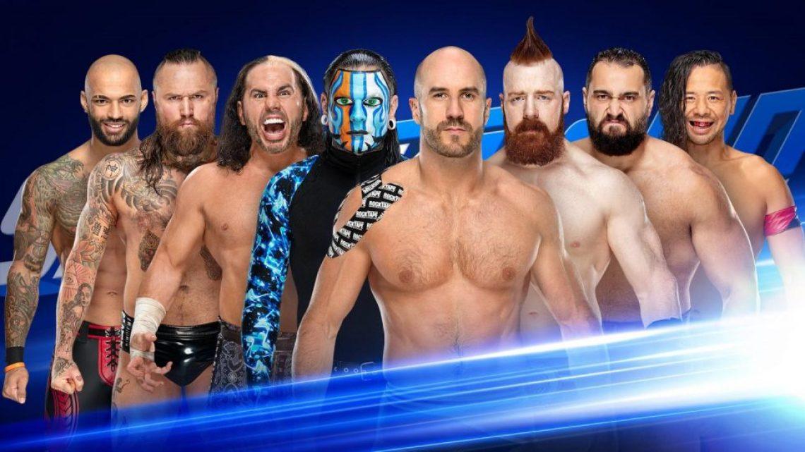 Previa WWE SmackDown: 12 de marzo