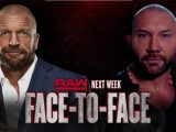 Batista regresara a Raw la próxima semana